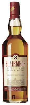 Blairmhor 8 YO, 70 cl. - Alc. 40% Vol. In gift box.