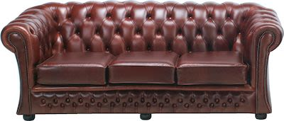 Chesterfield Gladstone 3-seater Sofa