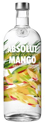 Absolut Mango Vodka 100 cl. - Alc. 40% Vol.