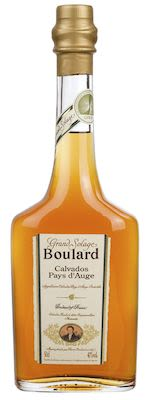 Calvados Boulard Grand Solage 50 cl. - Alc. 40% Vol. In gift box.