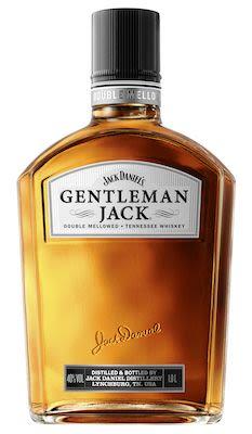Jack Daniel's Gentleman Jack, 100 cl. - Alc. 40% Vol.