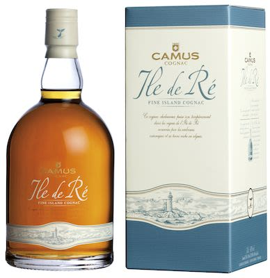 Camus Ile De Ré Fine Island 70 cl. - Alc. 40% Vol. In gift box.