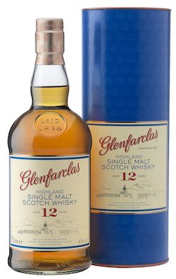 Glenfarclas 12 YO, 100 cl. - Alc. 43% Vol. In gift box. Highland.