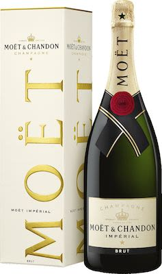 Moët & Chandon Brut Imperial 150 cl. - Alc. 12% Vol. In gift box.