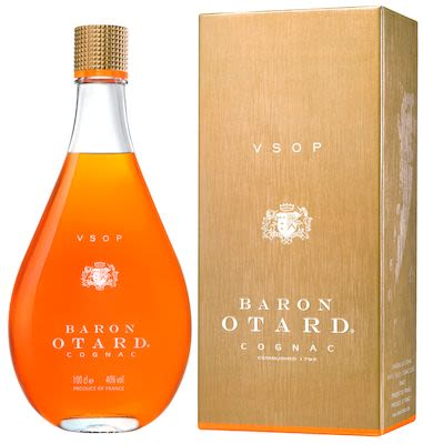 Baron Otard V.S.O.P. 100 cl. - Alc. 40% Vol. In gift box.