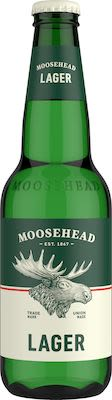 Moosehead 24x35 cl. btls. - Alc. 5% Vol. .