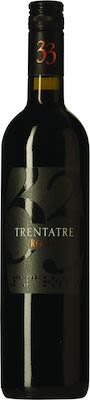 Trentatre Rosso Salento I.G.T. 75 cl - Alc. 12%  Vol.