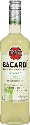 Bacardi Mojito 14,9% 100 cl
