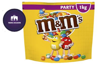 M&M'S Peanut Party Pack 1 kg