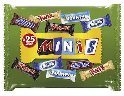 Mixed Minis 500 g