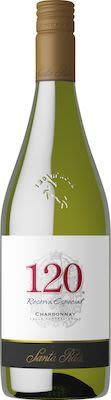 Santa Rita 120 Reserva Especial Chardonnay 75 cl - Alc. 13.5% Vol.