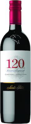 Santa Rita 120 Reserva Especial Cabernet Sauvignon 75 cl - Alc. 13% Vol.