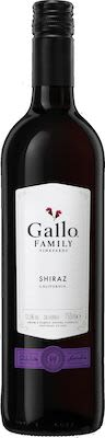 Gallo Family Vineyards Shiraz 75 cl. - Alc. 13% Vol.