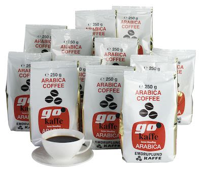 Arabica Luxury Coffee 250 g