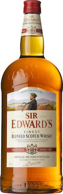 Sir Edward's Scotch Whisky 200 cl. - Alc. 40% Vol.