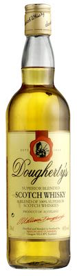 Dougherty's Scotch 70 cl. - Alc. 40% Vol.