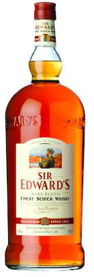 Sir Edward's Scotch Whisky, 450 cl. - Alc. 40% Vol.