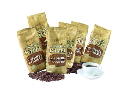 Colombia Blend Ground Coffee 500 g BBD 20200405