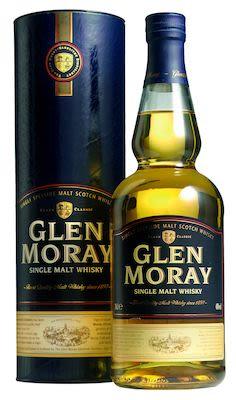 Glen Moray Classic Malt, 70 cl. - Alc. 40% Vol. In gift box. Speyside.