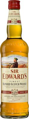 Sir Edward's Scotch Whisky, 70 cl. - Alc. 40% Vol.
