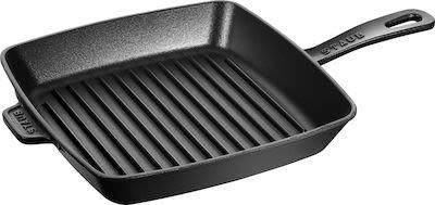 Staub American Grill Pan 26x26 cm Black