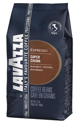 Lavazza Super Crema Coffee 1000 g