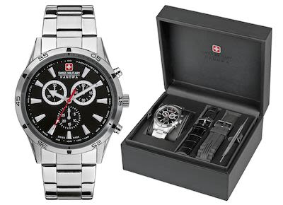 Swiss Military Gent's Challenge Opportunity Chrono