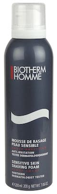 Biotherm Shaving Foam for Sensitive Skin 200 ml