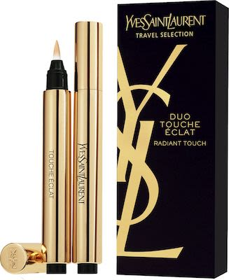 YSL Touche Eclat LE Stylo Travel Retail Exclusive Duo N°2 x 2.5 ml