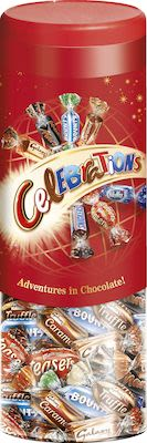 Celebrations Tall Jar 810 g