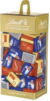 Lindt Assorted Napolitains Box 1000 g