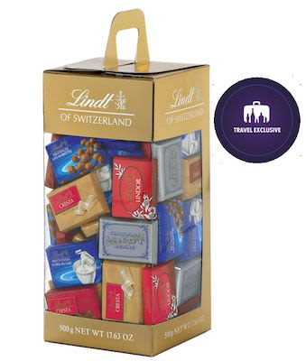 Lindt Assorted Napolitains 500 g