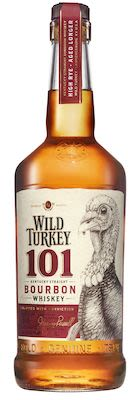 Wild TUR 101 Proof, 100 cl. - Alc. 50% Vol.