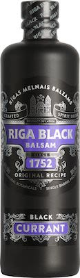 Riga Black Balsam Currant 50 cl. - Alc. 30% Vol.