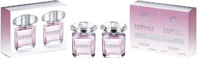 Versace Bright Crystal Duo Set