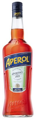 Aperol 100 cl. - Alc. 11% Vol.