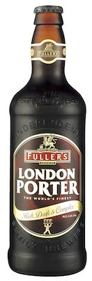 Fuller's London Porter 12x50cl. blts. - Alc. 5.30 % Vol.