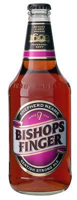 Shepherd Neame Bishops Finger 12x50cl. blts. - Alc. 5.30 % Vol.
