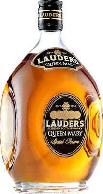 Lauder's Queen Mary, 100 cl. - Alc. 40% Vol. In gift box.