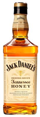 Jack Daniels Honey 100 cl. - Alc. 35% Vol.