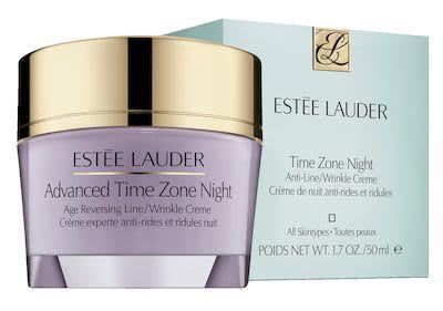 Estée Lauder Advanced Time Zone Night Wrinkle Crème 50 ml