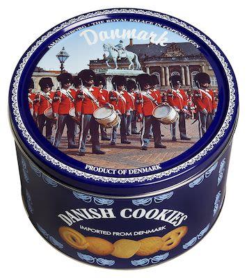 Kelsen Riberhus Danish Butter Cookies 908 g