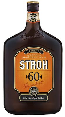 Stroh Rum 100 cl. - Alc. 60% Vol.