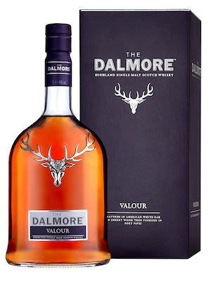 Dalmore Valour, 100 cl. - Alc. 40% Vol. In gift box. Highland.