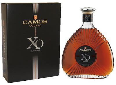 Camus X.O. Elegance 100 cl. - Alc. 40% Vol. In gift box.
