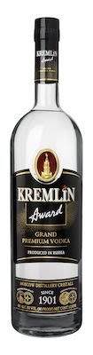 Kremlin Award Vodka 100 cl. - Alc. 40% Vol.