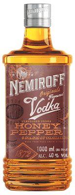 Nemiroff Honey Pepper 100 cl. - Alc. 40% Vol.