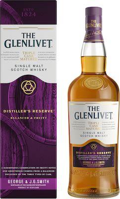 Glenlivet Master Distiller's Reserve, 100 cl.- Alc. 40% Vol. In gift box. Speyside.