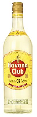 Havana Club 3 YO 100 cl. - Alc. 40% Vol.
