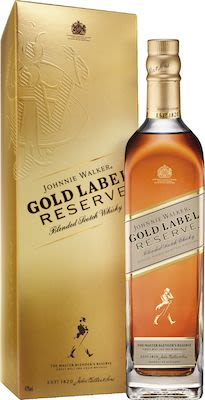 Johnnie Walker Gold Reserve, 100 cl. - Alc. 40% Vol. In gift box.